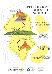 Spleology Goes To School - Seminar & Field Trip