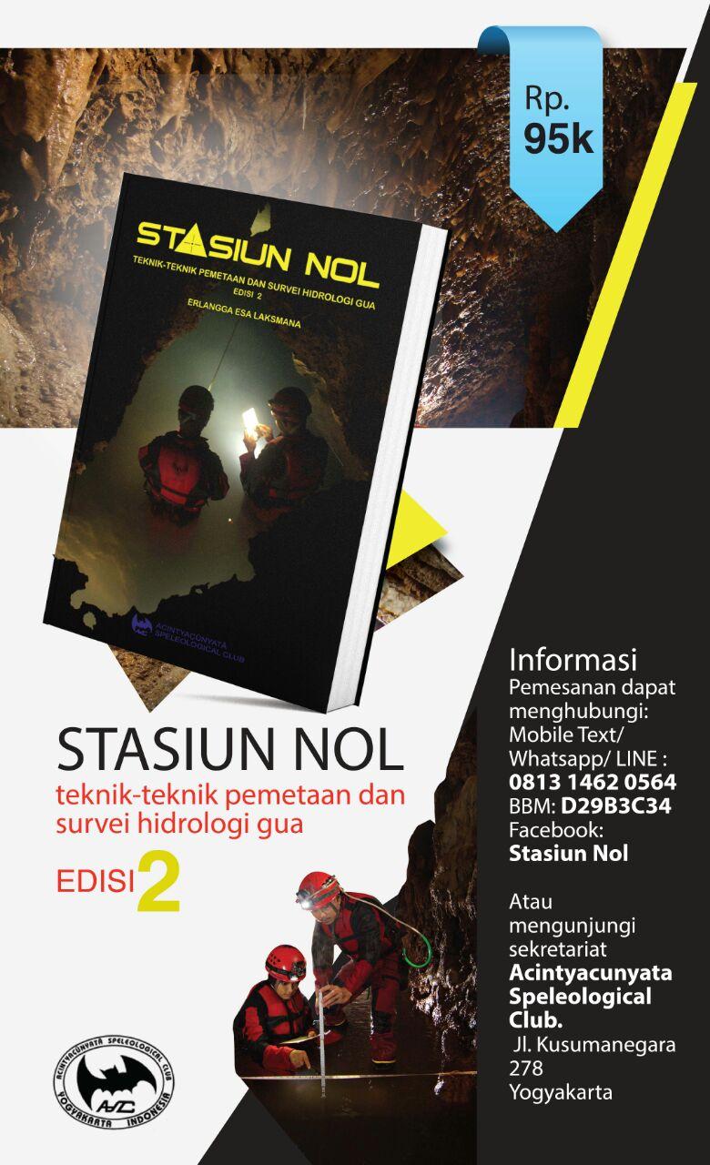 Buku Stasiun Nol Edisi 2
